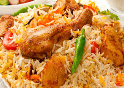 Chicken Biryani - $15.99