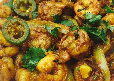 Shrimp Curry - $19.99
